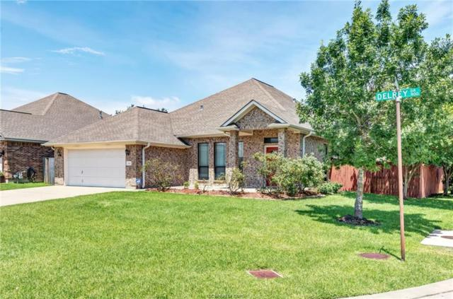 913 Delrey Drive, College Station, TX 77845 (MLS #19009891) :: The Lester Group
