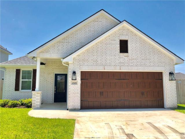 2508 Cordova Ridge Court, College Station, TX 77845 (MLS #19009915) :: BCS Dream Homes