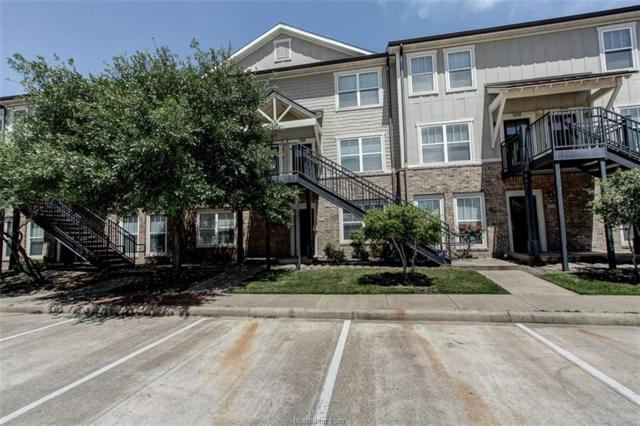 1725 Harvey Mitchell Parkway #1728, College Station, TX 77840 (MLS #19009955) :: The Lester Group