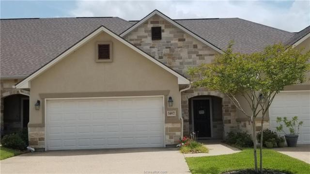 1467 Buena, College Station, TX 77845 (MLS #19009986) :: The Shellenberger Team