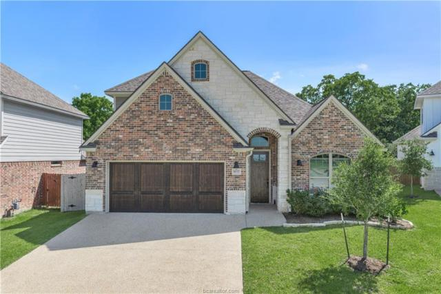 4037 Crestmont Drive, College Station, TX 77845 (MLS #19010029) :: The Shellenberger Team