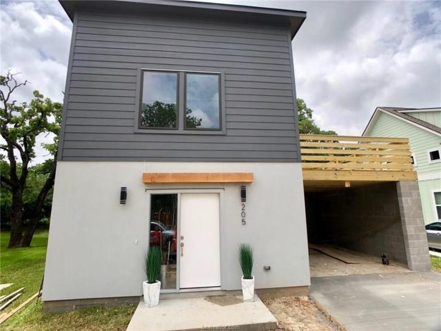 205 Tee Drive, Bryan, TX 77801 (MLS #19010090) :: Treehouse Real Estate