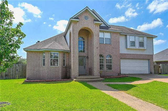 4706 Tiffany Park Circle, College Station, TX 77802 (MLS #19010110) :: The Shellenberger Team