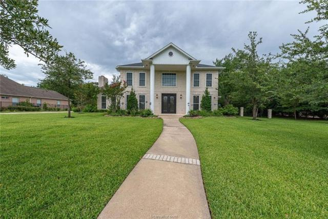 9204 Lake Forest Court, College Station, TX 77845 (MLS #19010183) :: Chapman Properties Group