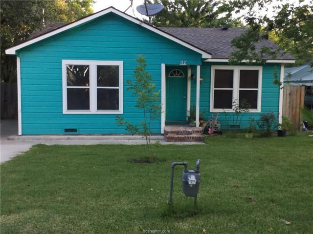 112 Edge Street, Bryan, TX 77801 (MLS #19010203) :: NextHome Realty Solutions BCS