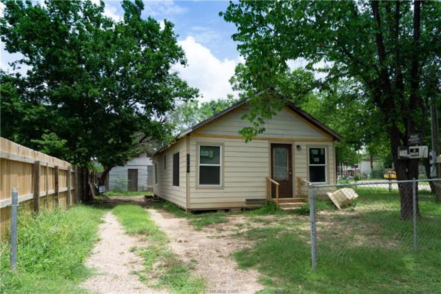 2002 Newton Street, Bryan, TX 77803 (MLS #19010205) :: NextHome Realty Solutions BCS