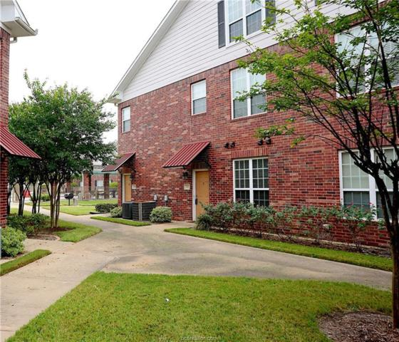 801 Luther #207, College Station, TX 77840 (MLS #19010221) :: Treehouse Real Estate