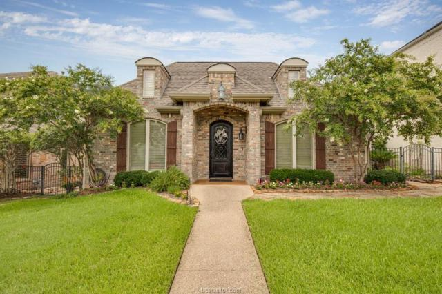 4711 Stonebriar, College Station, TX 77845 (MLS #19010240) :: Chapman Properties Group