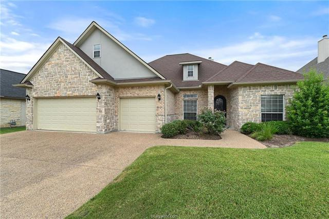 8412 Justin Avenue, College Station, TX 77845 (MLS #19010260) :: NextHome Realty Solutions BCS