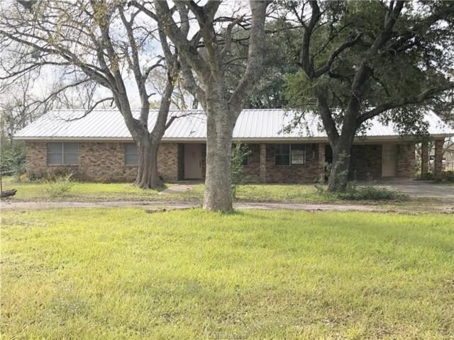 106 Taft Street, Normangee, TX 77871 (MLS #19010269) :: Treehouse Real Estate