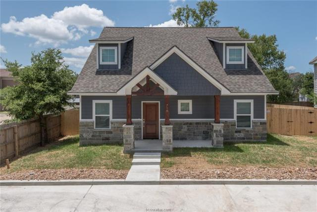 718 Pasler Street, College Station, TX 77840 (MLS #19010292) :: The Shellenberger Team