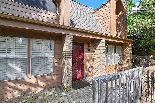 3122 Camelot Drive #31, Bryan, TX 77802 (MLS #19010333) :: The Lester Group