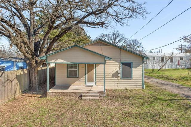 1504 Vincent Street, Bryan, TX 77803 (MLS #19010338) :: NextHome Realty Solutions BCS