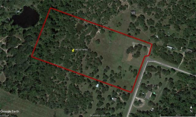 14614 Yerby Road, Iola, TX 77861 (MLS #19010372) :: Treehouse Real Estate