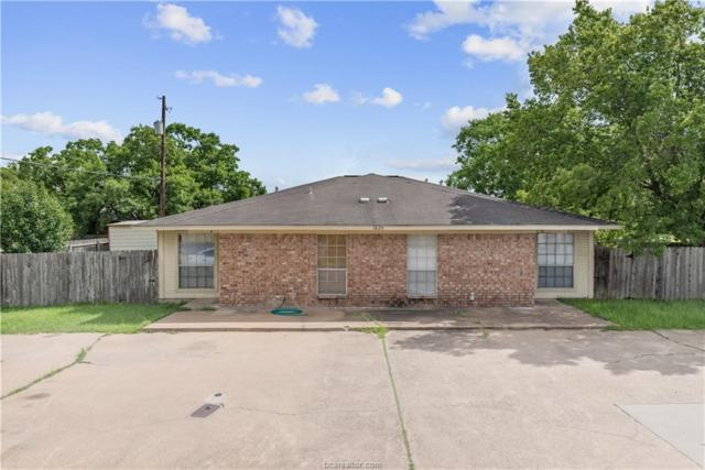 1824 San Antonio Street A-B, Bryan, TX 77803 (MLS #19010387) :: Cherry Ruffino Team