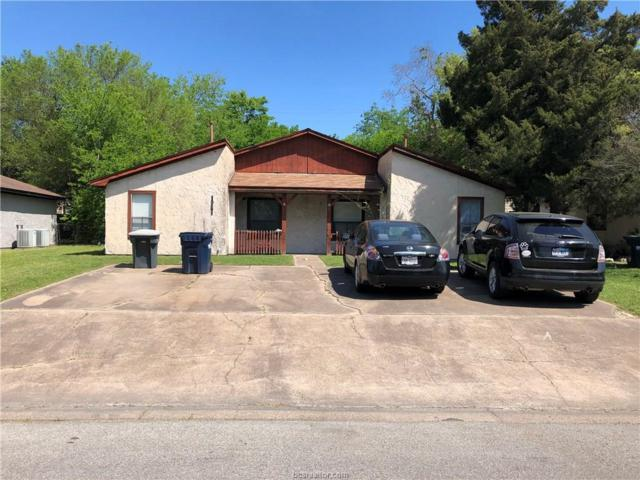 1527 Pine Ridge Drive A-B, College Station, TX 77840 (MLS #19010400) :: The Shellenberger Team