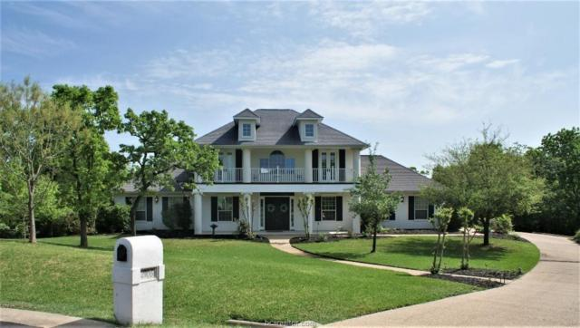 2106 Joseph Creek Circle, College Station, TX 77845 (MLS #19010422) :: Chapman Properties Group