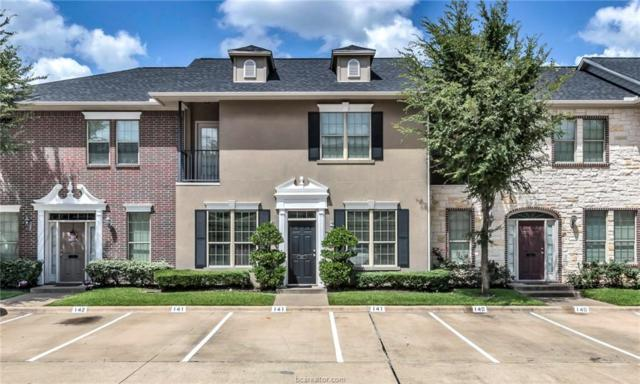 141 Forest Drive, College Station, TX 77840 (MLS #19010455) :: The Shellenberger Team