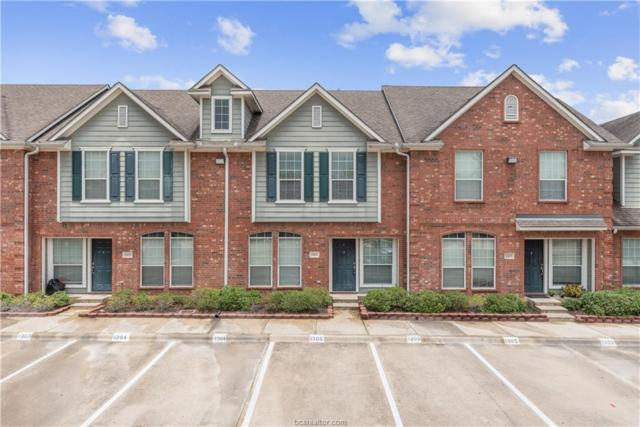 1001 Krenek Tap Road #1304, College Station, TX 77840 (MLS #19010467) :: The Lester Group
