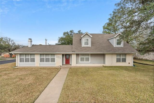 1303 Langford Street, College Station, TX 77840 (MLS #19010508) :: NextHome Realty Solutions BCS