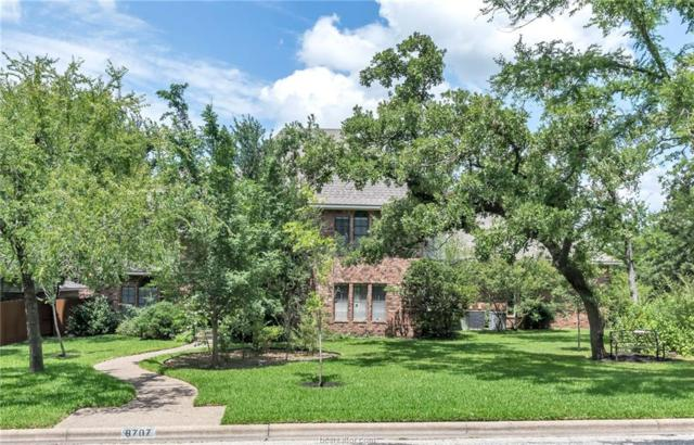 8707 Appomattox Drive, College Station, TX 77845 (MLS #19010540) :: Treehouse Real Estate