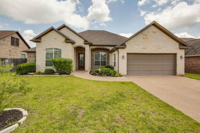 8411 Justin Avenue, College Station, TX 77845 (MLS #19010568) :: NextHome Realty Solutions BCS