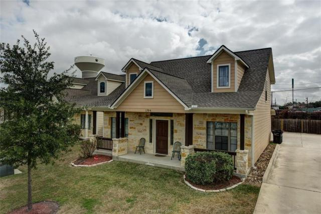1704 Boardwalk Court, College Station, TX 77840 (MLS #19010599) :: Treehouse Real Estate