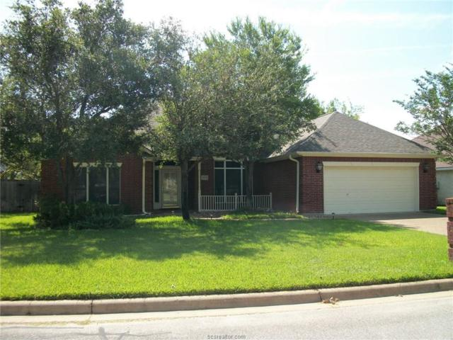 4002 Park Hurst, Bryan, TX 77802 (MLS #19010631) :: Chapman Properties Group