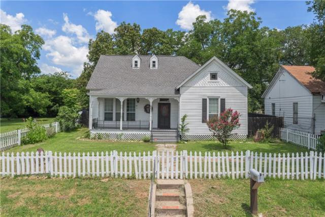 307 E Burnett Street, Calvert, TX 77837 (MLS #19010693) :: Treehouse Real Estate
