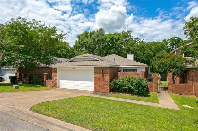 1903 Wilderland Circle, Bryan, TX 77807 (MLS #19010786) :: Treehouse Real Estate