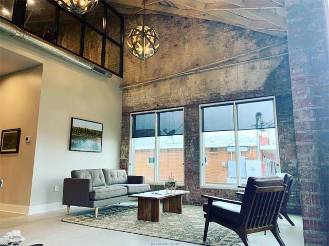 100 N Parker #114, Bryan, TX 77803 (MLS #19010789) :: Treehouse Real Estate
