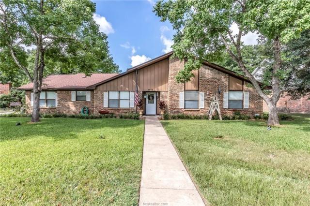2602 Briar Oaks Drive, Bryan, TX 77802 (MLS #19010797) :: RE/MAX 20/20