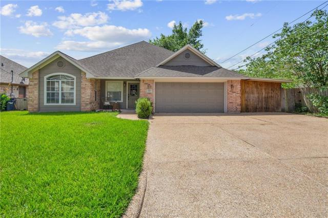 546 Banks Street, College Station, TX 77840 (MLS #19010841) :: Treehouse Real Estate