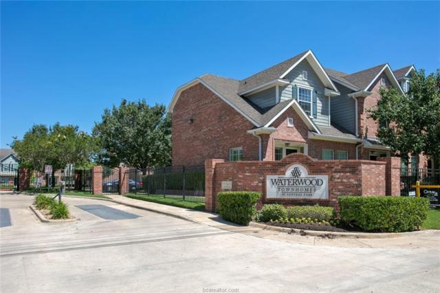 1001 Krenek Tap Road #2704, College Station, TX 77840 (MLS #19010845) :: The Lester Group