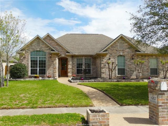 4907 Park Land Drive, Bryan, TX 77802 (MLS #19010866) :: Chapman Properties Group