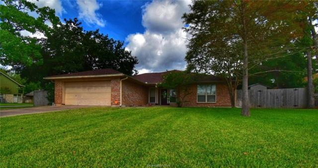 3722 Valley Oaks Drive, Bryan, TX 77802 (MLS #19010869) :: Chapman Properties Group