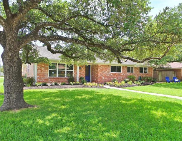 1204 Pershing Drive, College Station, TX 77840 (MLS #19010909) :: NextHome Realty Solutions BCS