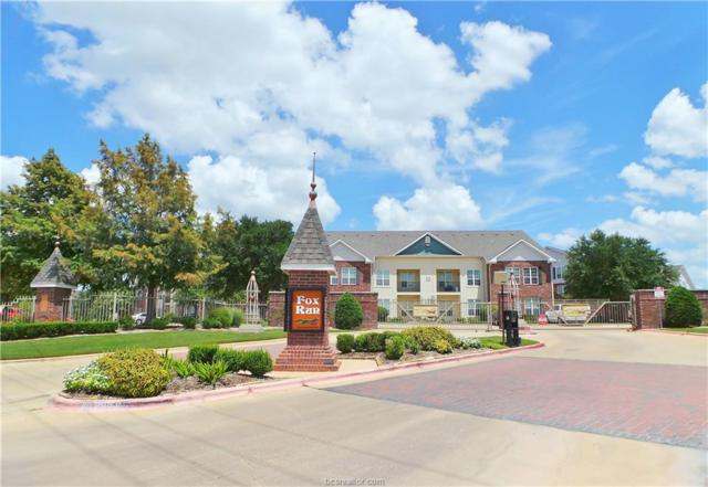 801 Luther Street #1508, College Station, TX 77840 (MLS #19010917) :: Treehouse Real Estate