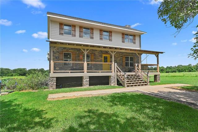 10586 Dunns Fort Road, Hearne, TX 77859 (MLS #19010958) :: NextHome Realty Solutions BCS