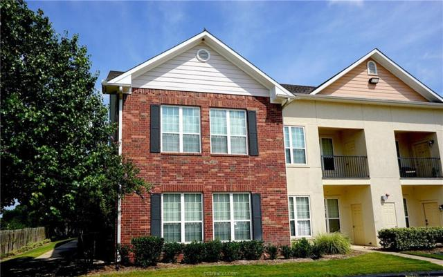 801 Luther #803, College Station, TX 77840 (MLS #19011002) :: Treehouse Real Estate