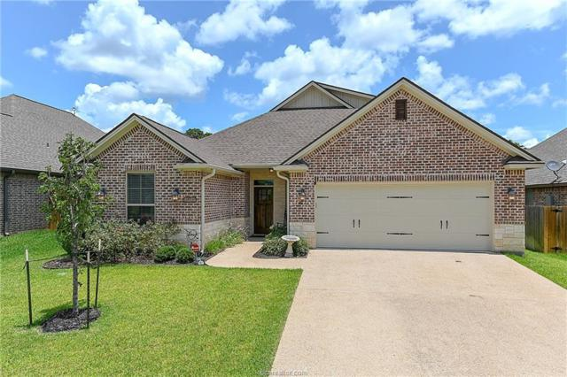 15611 Long Creek Lane, College Station, TX 77845 (MLS #19011046) :: Treehouse Real Estate