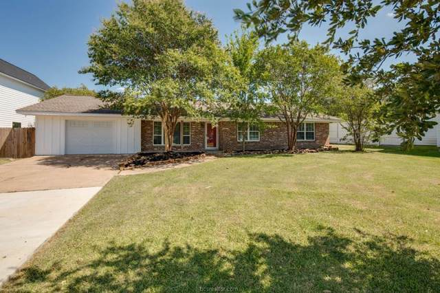 702 Park Place, College Station, TX 77840 (MLS #19011078) :: The Lester Group