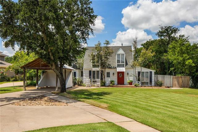 709 Park Place, College Station, TX 77840 (MLS #19011163) :: The Shellenberger Team