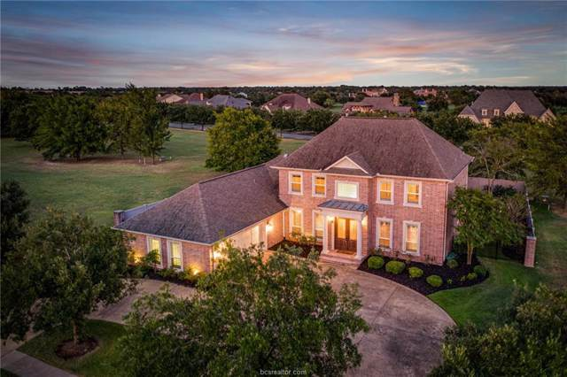 5108 Miramont, Bryan, TX 77802 (MLS #19012194) :: The Shellenberger Team