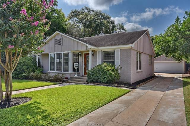 303 W Tom Green Street, Brenham, TX 77833 (MLS #19012237) :: Chapman Properties Group
