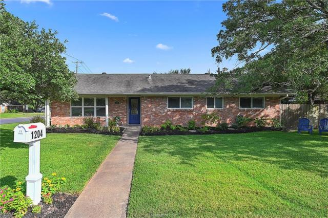 1204 Pershing Drive, College Station, TX 77840 (MLS #19012282) :: The Lester Group