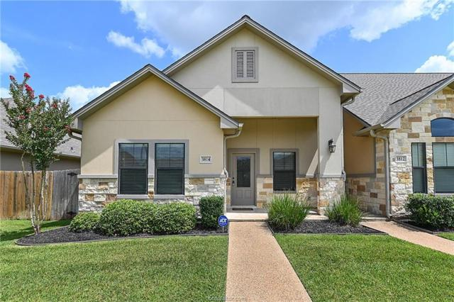3814 Silverthorne Lane, College Station, TX 77845 (MLS #19012329) :: NextHome Realty Solutions BCS