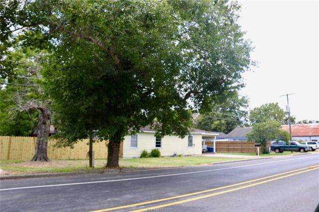 520 E Blackshear St Street, Navasota, TX 77868 (MLS #19012346) :: The Lester Group
