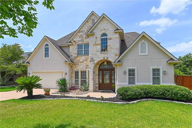 2129 Rockcliffe Loop, College Station, TX 77845 (MLS #19012369) :: The Shellenberger Team