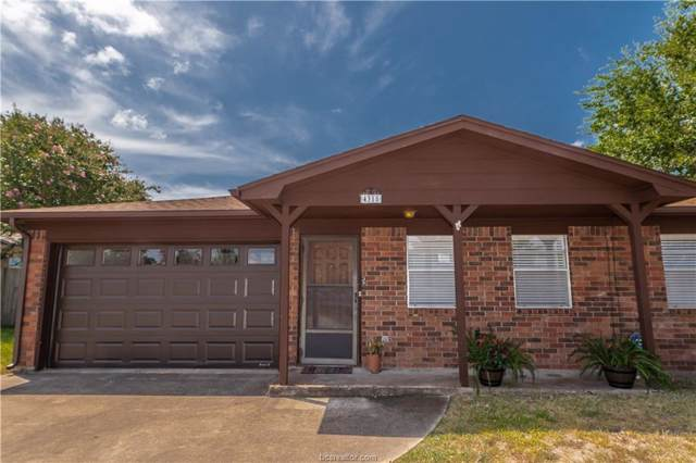 4318 Meadowbrook Drive, Bryan, TX 77802 (MLS #19012415) :: NextHome Realty Solutions BCS